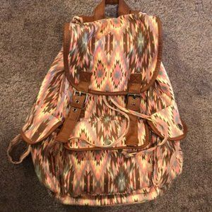 Candie's Canvas Backpack